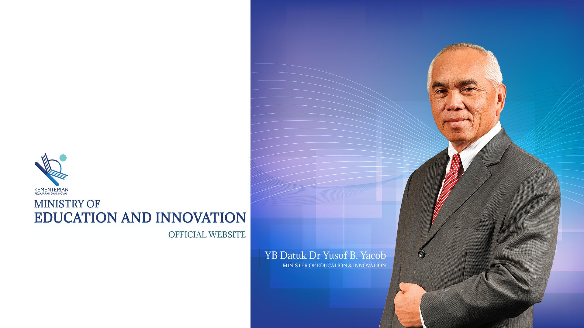 Home Kementerian Pelajaran Dan Inovasi